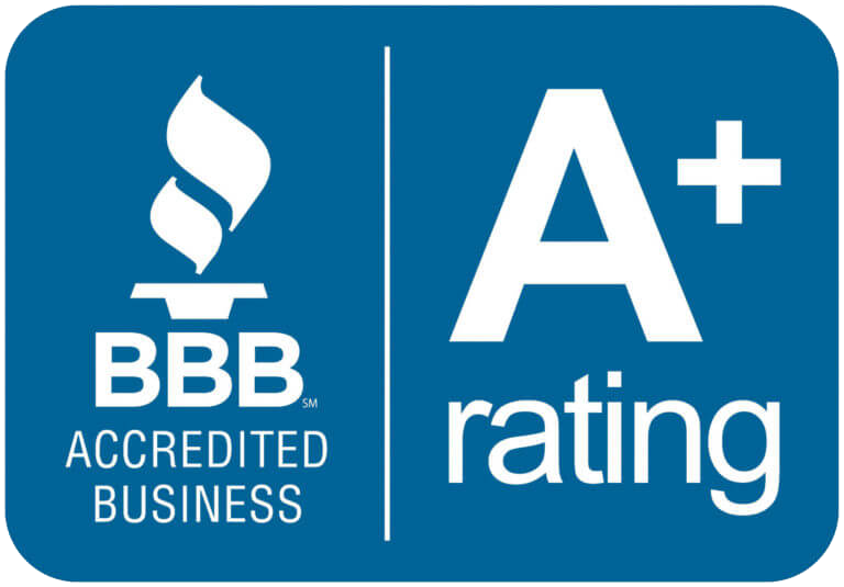 BBB A+ Rating for serving all of Lincoln NE roofing needs